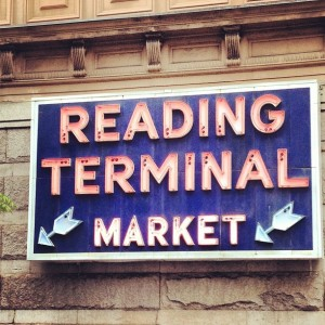 Reading Terminal Market, a Not-So-Hidden Gem