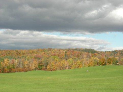 Fall in Burlington, VT