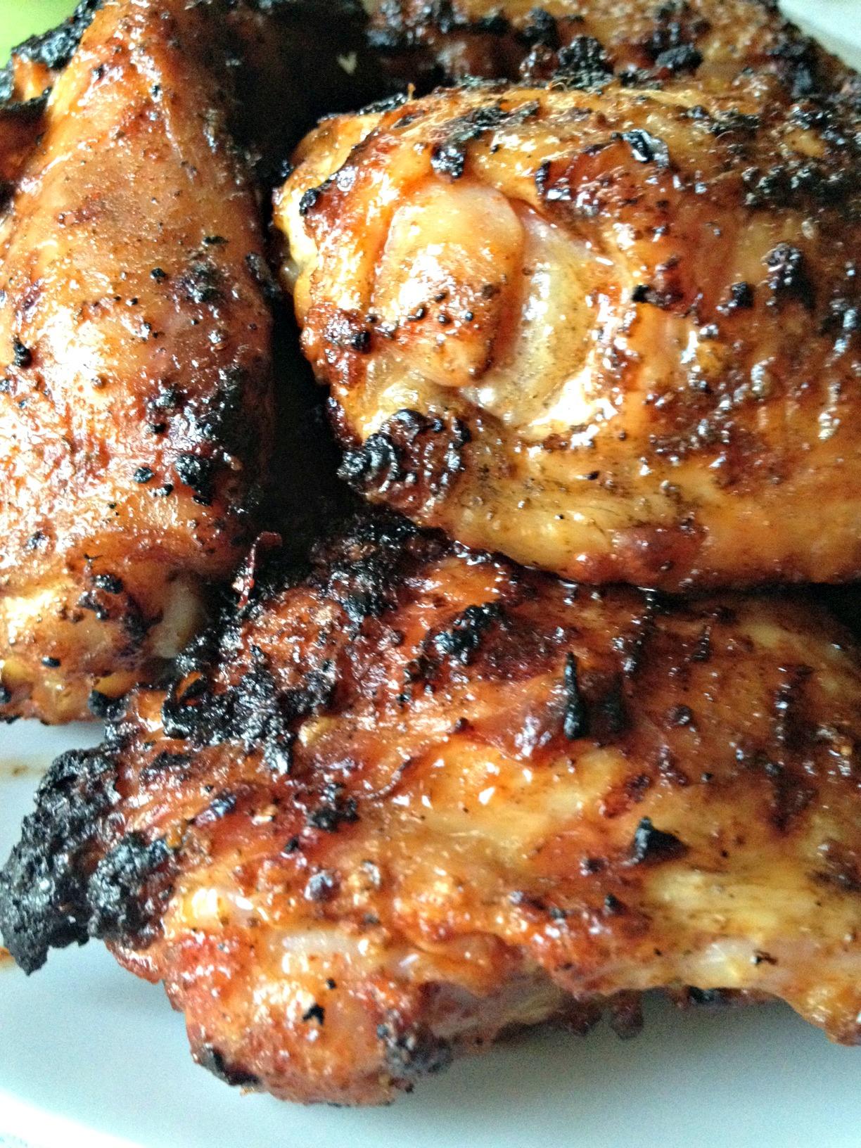 Pan Grilled Chicken Grilled Chicken Drumsticks Dry