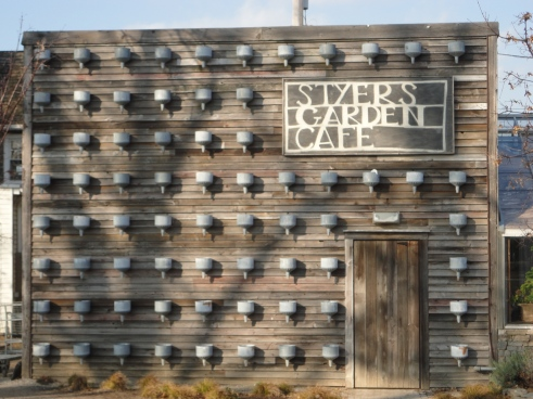Styer's Garden Cafe