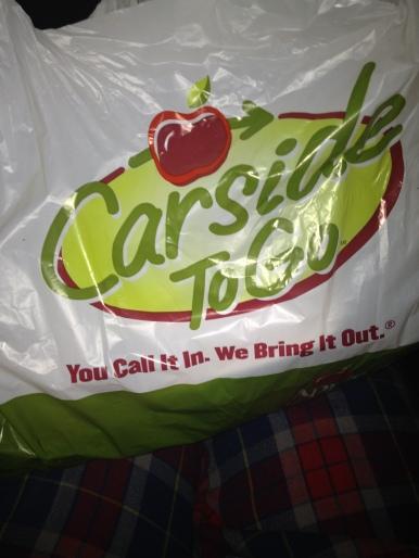 Applebee's Carside to Go