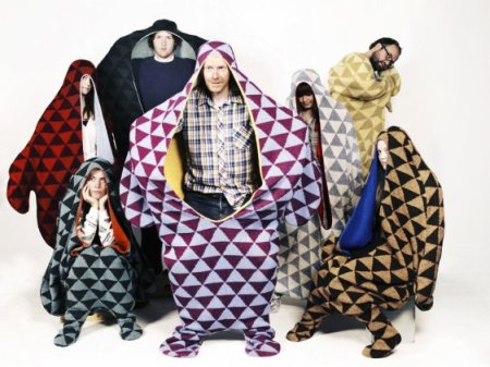 Expensive snuggies! (Okay, these look cozy.)