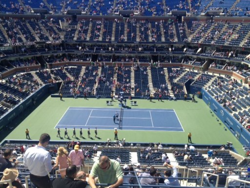 summer us open court