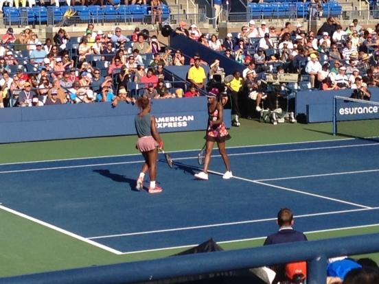summer williams sisters