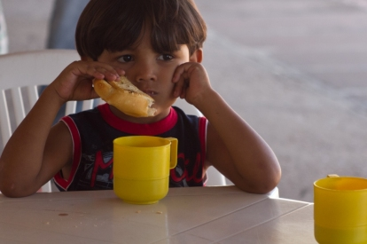 Visit livingbread.org to learn more about helping the desperately poor