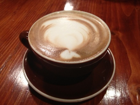 The Latte - A Perfect Accompaniment to Brunch