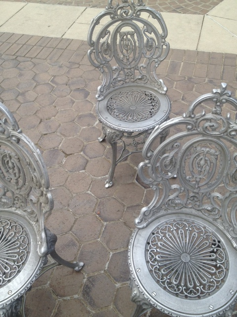 Longwood chairs