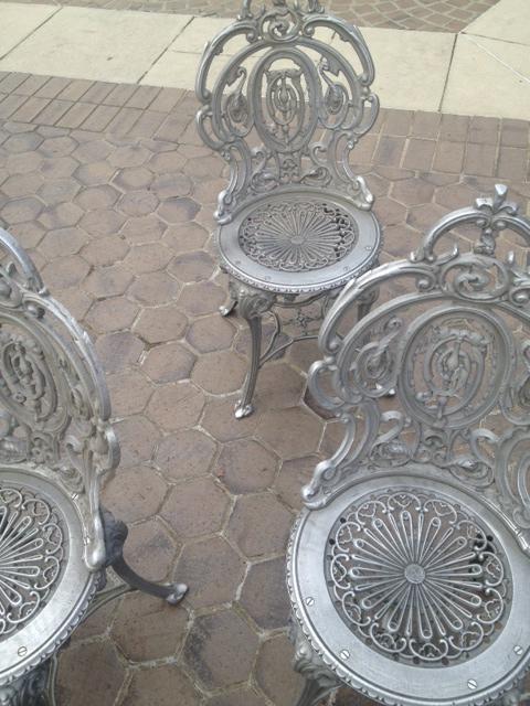 Longwood chairs