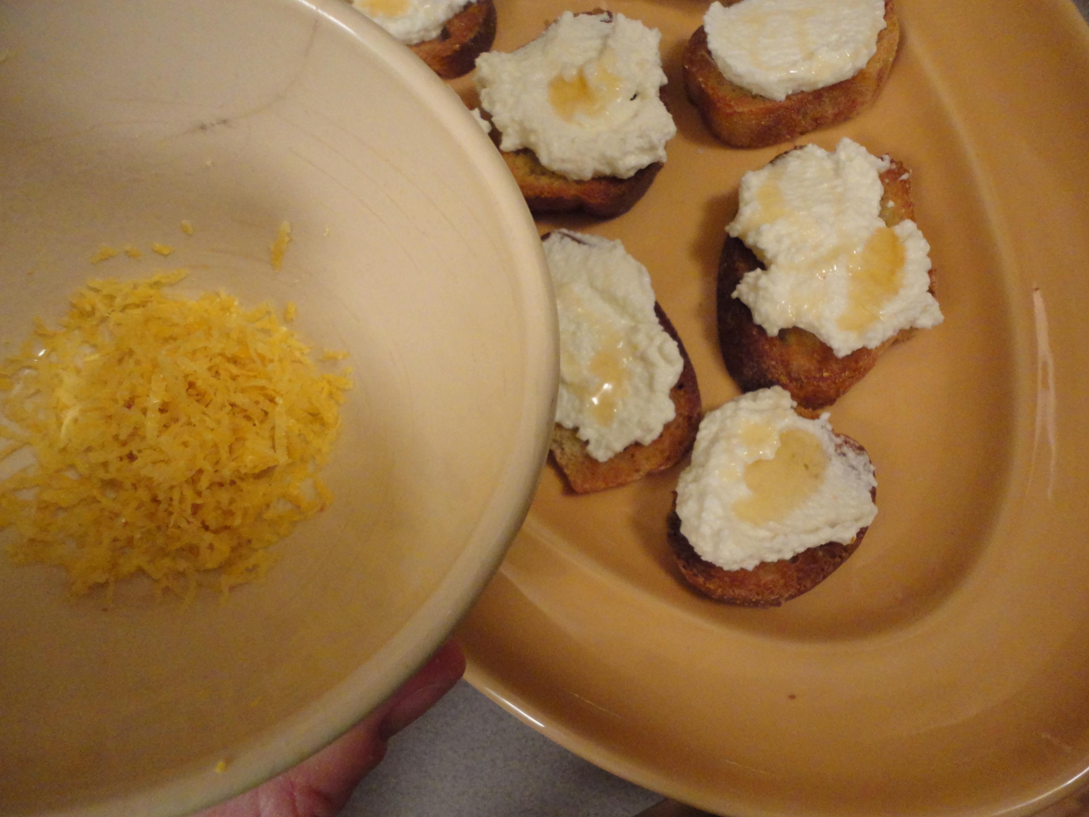 Daniel Galmiche's Lemon Tart With Lime Zest Recipes — Dishmaps